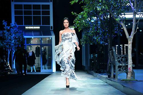 """thuong thuc """"5 trai ngot"""" cua the fashion show - 1"""