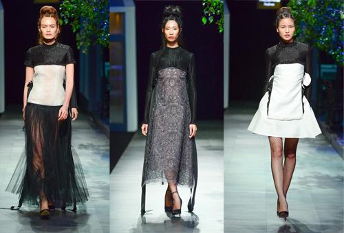 """thuong thuc """"5 trai ngot"""" cua the fashion show - 6"""