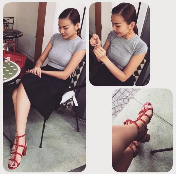 can canh doi giay chinh phuc cac dai my nhan viet - 6