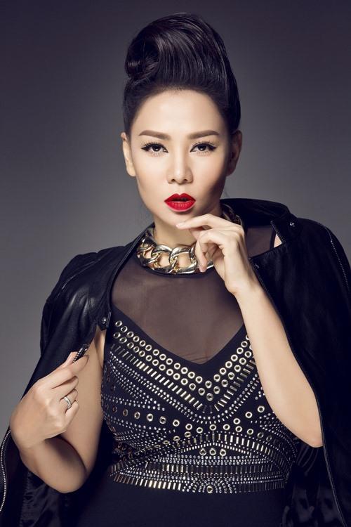 """thu minh tro lai voi """"ghe nong"""" vietnam idol 2016 - 2"""