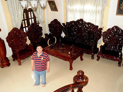 Nhà triệu đô của Minh Béo chỉ là đi mượn-1
