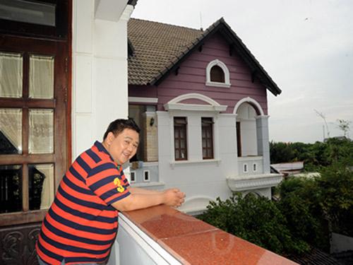 Nhà triệu đô của Minh Béo chỉ là đi mượn-5