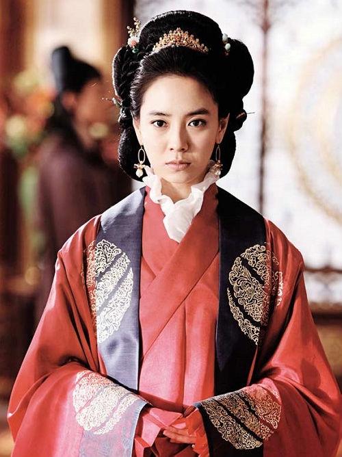 """song ji hyo: tu """"thang duy xu han"""" den nu than van nguoi me - 4"""