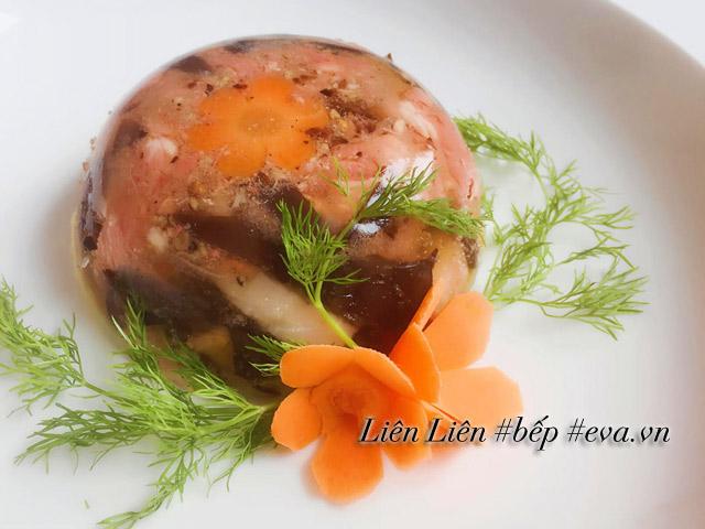 Thịt gà nấu đông cho bữa cơm ngày Tết thêm ngon