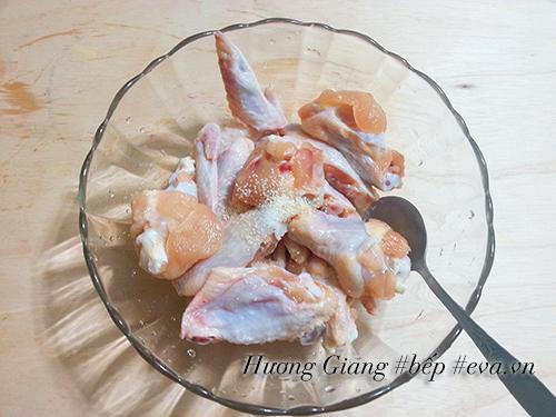 Cánh gà chiên nước mắm tuyệt ngon cho cuối tuần - 3