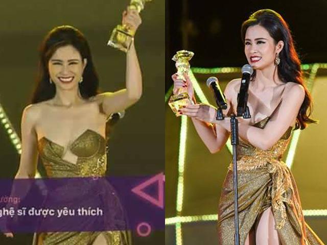 Sự thật về bức ảnh khiến Đông Nhi bị đồn lộ vòng 1 trên sân khấu lớn