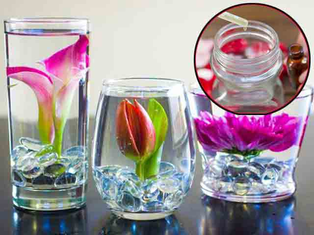 3 mẹo vặt giữ hoa tươi lâu, cả Tết không phải thay