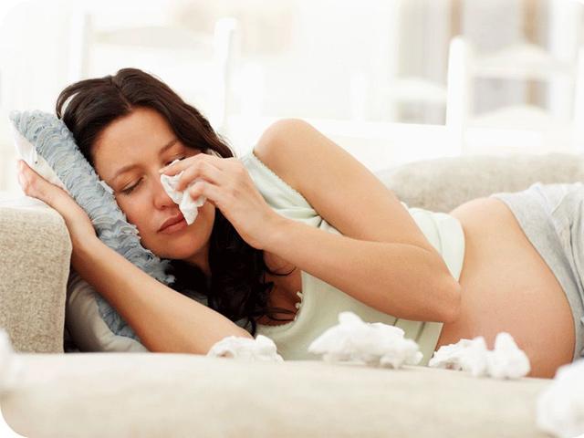 Cảm cúm trong thai kỳ nguy hiểm hơn bạn nghĩ