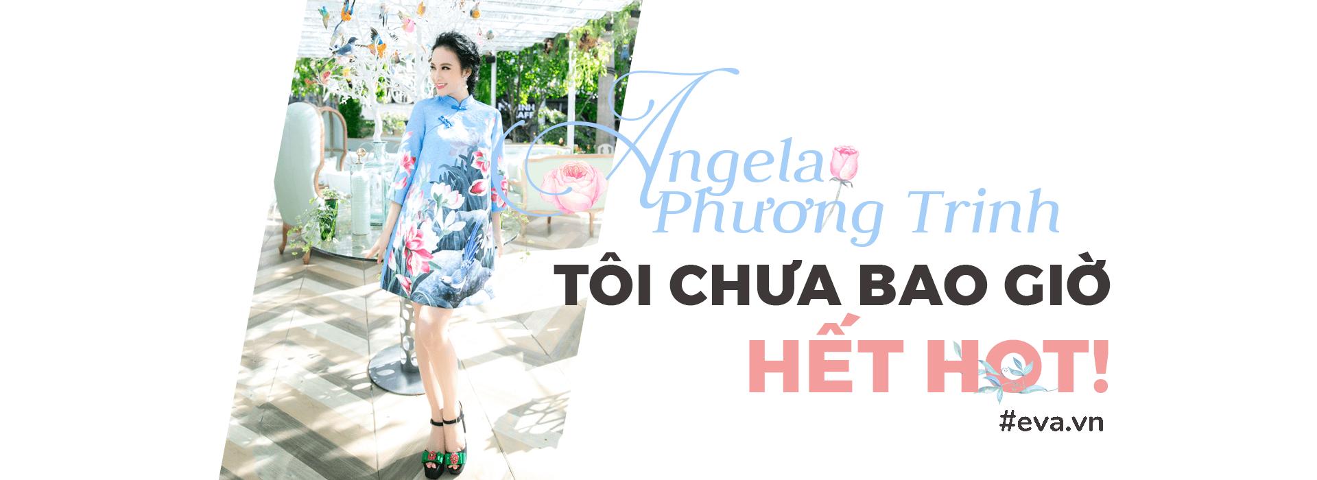 angela phuong trinh: toi chua bao gio het hot! - 1