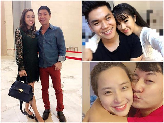3 cặp sao Việt và người yêu hot nhất trong năm qua