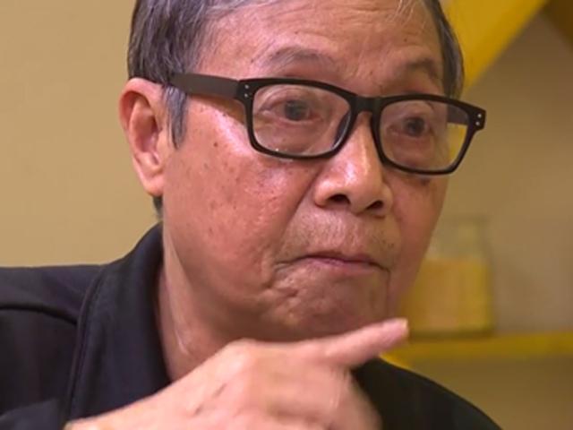 Bố nghệ sĩ Công Lý khóc nghẹn khi nói về Thảo Vân