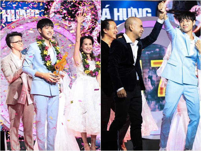 Chung kết Sing My Song: Hậu duệ Cao Bá Quát vượt mặt đàn anh, đàn chị để đăng quang
