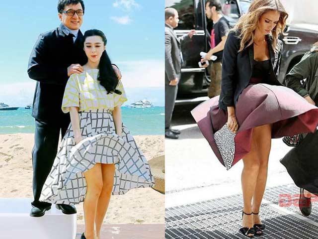 Tránh bẫy lộ hàng khi mặc chân váy với 4 mẹo đơn giản