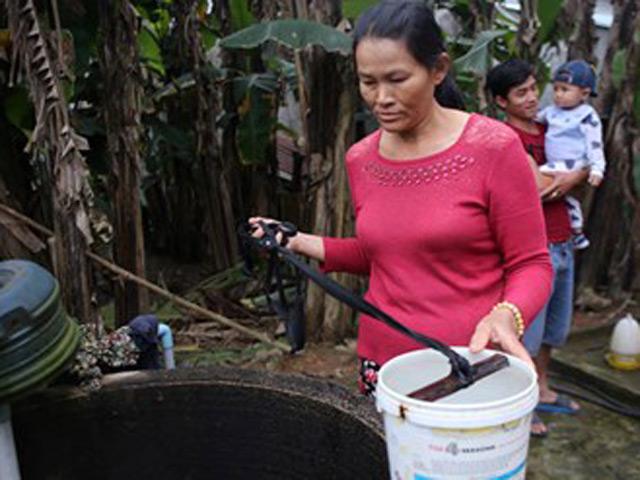 Giếng nước ở Đà Nẵng bỗng dưng bốc khói từ mùng 1 Tết