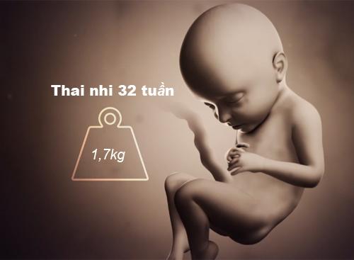 Mẹ sẽ không tiếc khi xem những hình ảnh quá amp;#34;chấtamp;#34; về sự lớn lên của thai nhi - 18