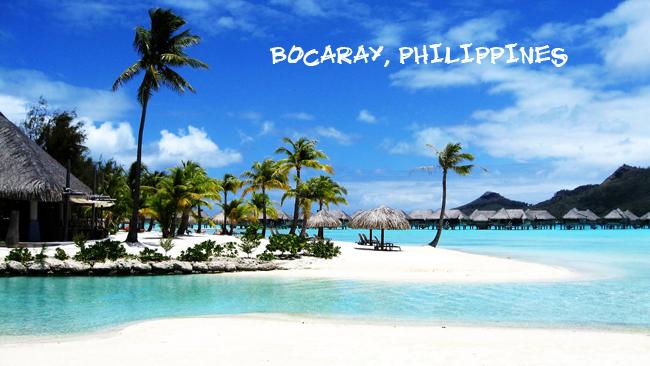 Là một hòn đảo nhỏ dài 7 km, Boracay thuộc tỉnh Aklan nằm cách thủ đô Manila của Philippines hơn 300 km về phía Nam. Boracay liên tục được lọt vào top 10 những bãi biển đẹp nhất châu Á và đứng thứ hai trong top 25 bãi biển đẹp nhất thế giới do du khách bình chọn trên trang Tripadvisor.