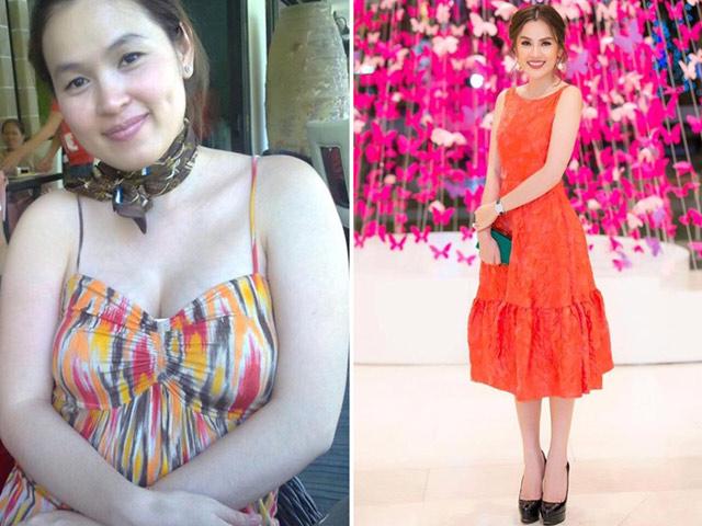 Hotmom Sài thành từ mẹ sề 90kg lột xác thành Á hậu để giữ chân chồng
