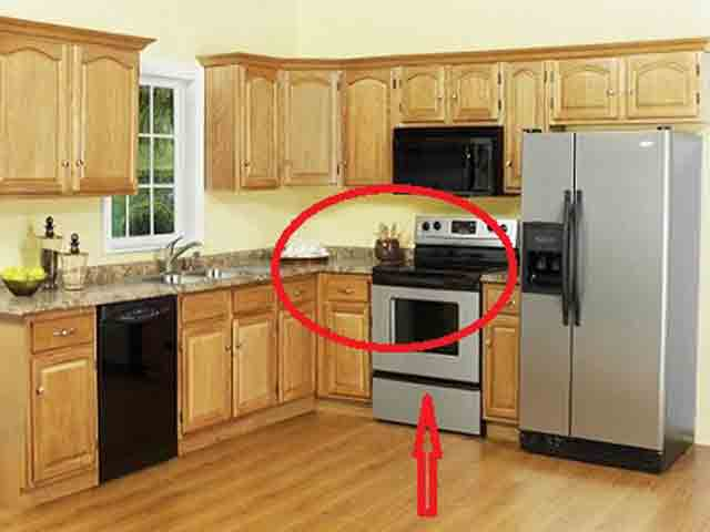 Nhiều nhà đặt tủ lạnh thế này bảo sao tiền tài, vận may tiêu biến