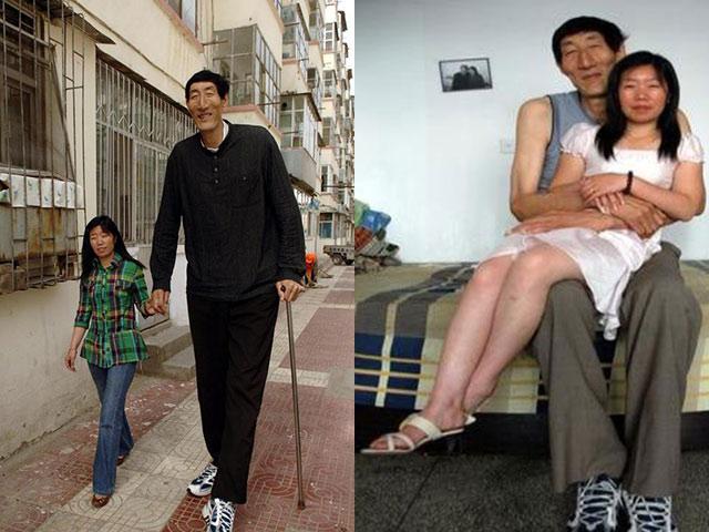 Cãi lời bố mẹ yêu anh cao 2m3, cô gái bật khóc khi nhìn thấy đứa con đầu lòng