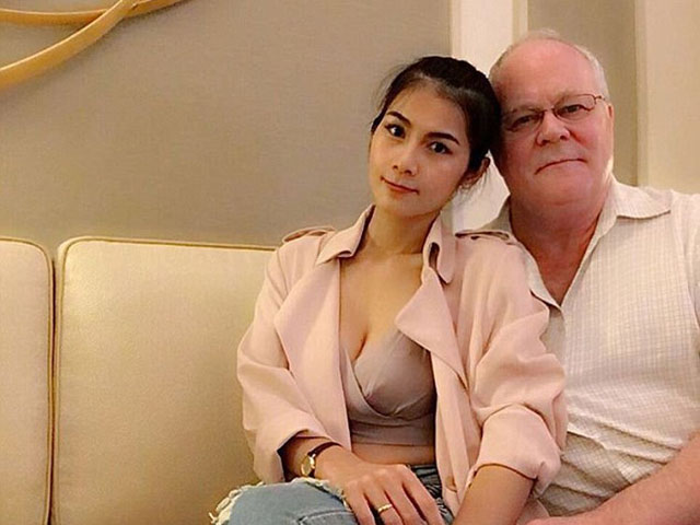 Người mẫu Thái quyết yêu triệu phú hơn 41 tuổi, 5 năm sau chia tay vì lý do giường chiếu gây sốc