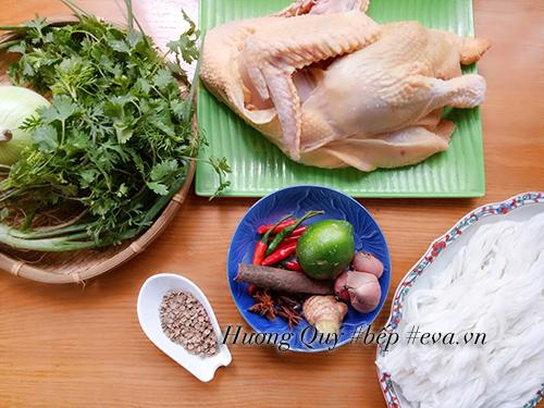 Cách nấu phở gà ngon cho cả nhà có bữa sáng đủ chất dinh dưỡng - 1