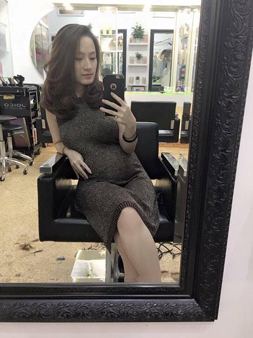 """Lần thứ 4 mang thai, mẹ U30 Hà Nội vẫn không chịu """"bớt xinh"""" khi lên bàn đẻ - 7"""