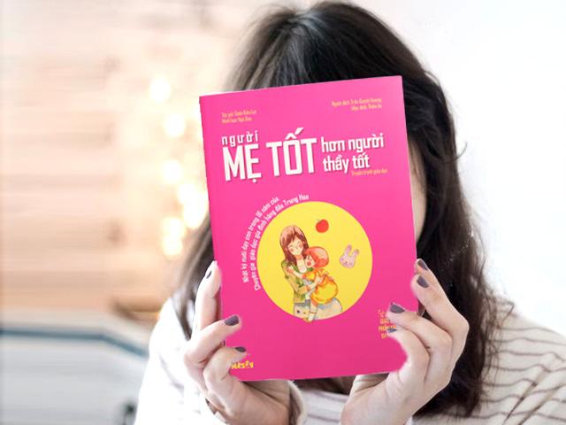 Đây là cuốn sách đã phủi sạch định kiến Cha mẹ sinh con, trời sinh tính