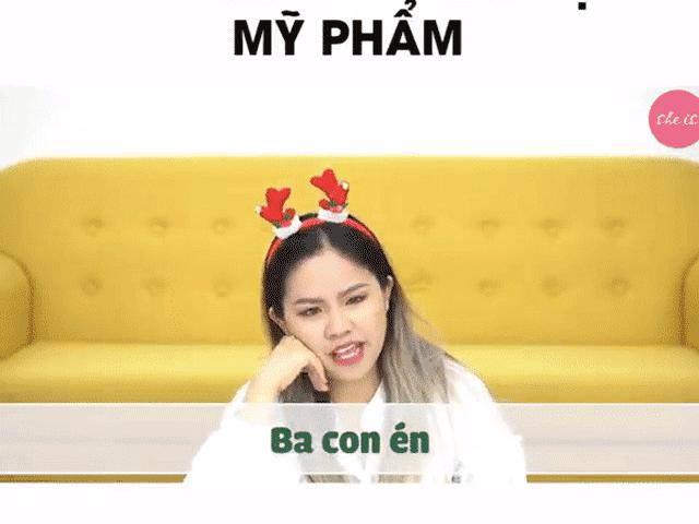 Tên thương hiệu mỹ phẩm được Việt hóa khiến các thần makeup cũng phải bó tay