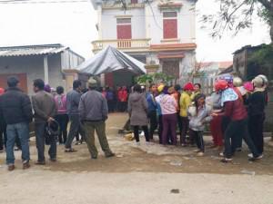 Thông tin mới về vụ chồng sát hại vợ và hai con ở Thanh Hóa