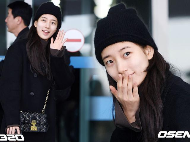 Đầu năm mới, tình đầu quốc dân Bae Suzy tự tin để mặt mộc vẫn đẹp xuất chúng