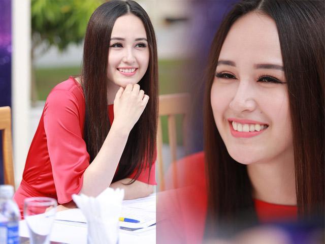 Mai Phương Thuý chia sẻ từ ghế nóng HHHV Việt Nam: Tôi lấy chồng cũng không cho ai biết hết