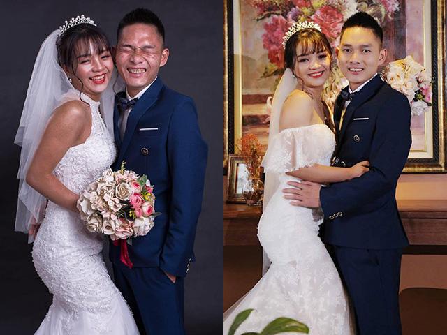 Đời thực xinh đẹp của cô dâu trong ảnh cưới xấu đến giật mình bị bạn thân tung lên mạng