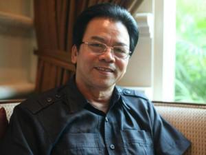 """Diễn viên """"Người phán xử"""" - Trần Nhượng lên tiếng khi bị cho là lộ ảnh sử dụng tay gấu"""
