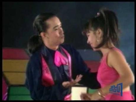 Video ca nhạc gần 20 năm trước: Minh Thuận tóc dài, Minh Tuyết mặt O line