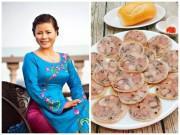 Bếp Eva - Mẹ 2 con chia sẻ cách làm món thịt nguội phiên bản Việt siêu ngon ngày Tết