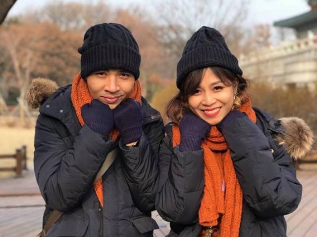 Bạn trai vừa cầu hôn MC Hoàng Linh là ai?