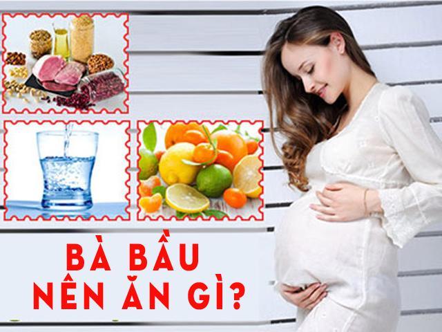 Bác sĩ sản khoa tư vấn dinh dưỡng cho bà bầu và mẹ đang cho con bú