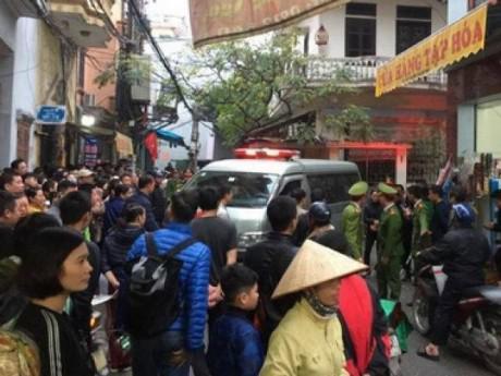 Điều tra làm rõ cái chết của Chủ tịch huyện Quốc Oai