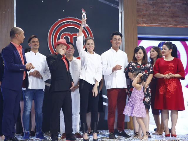 Vua đầu bếp Kiwi Ngô Mai Trang: Tôi âm thầm chuẩn bị 3 năm để có ngày vinh quang