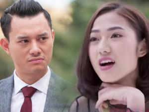 Lẽ ra, Anh Dũng và Trang Cherry nên thuộc về nhau trong Ngược chiều nước mắt!