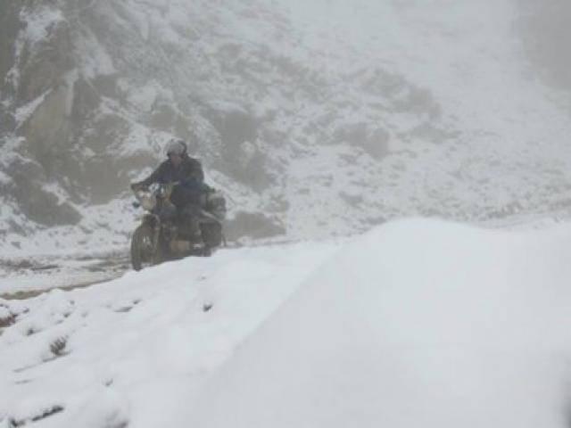 Thực hư thông tin tuyết rơi trắng đỉnh núi ở Nghệ An, nhiệt độ xuống dưới 0 độ C