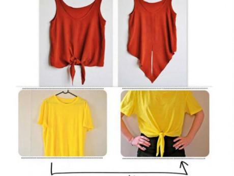 Mẹo biến tấu quần áo cũ giúp các chị em tiết kiệm khối tiền khi Tết đến