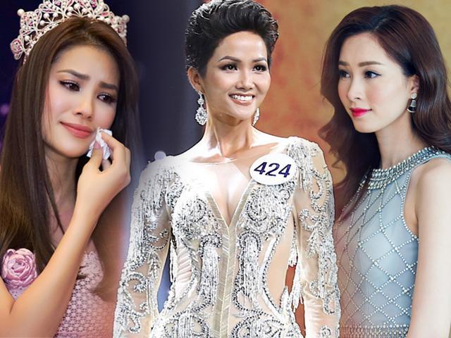 4 Hoa hậu Việt có xuất thân nghèo khó và sự nỗ lực khiến người người nể phục