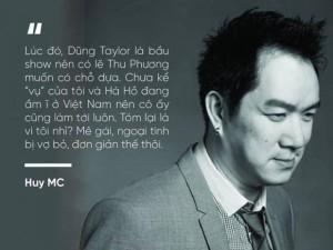 Huy MC trần tình về 'cuộc tình tội lỗi với Hồ Ngọc Hà' sau 1 năm phát ngôn gây sốc