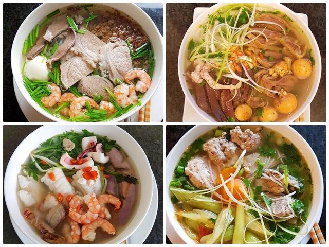 Bữa sáng đề huề cả tuần không trùng món của mẹ Việt xa quê hương khiến ai cũng nể