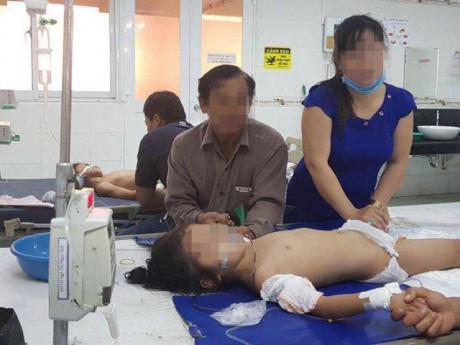 Lời khai của người cha bỏ thuốc sâu vào sữa đầu độc 3 con nhỏ