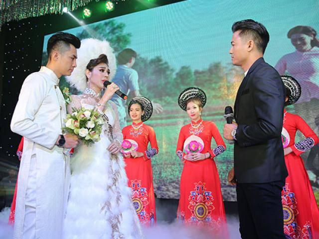 Thực hư chuyện Lâm Khánh Chi dàn xếp tái ngộ người tình cũ trong đám cưới với chồng trẻ