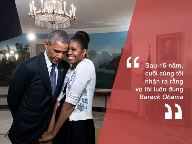 Người phụ nữ gốc Phi khiến người đàn ông quyền lực đến mấy cũng phải thừa nhận sợ vợ