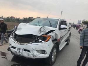 """Vụ xe """"điên"""" tông chết 2 nữ sinh: Lái xe trình diện với nồng độ cồn mức cao nhất"""