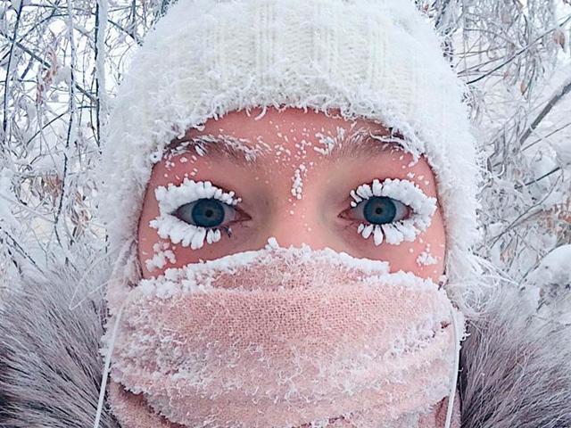Ngôi làng lạnh nhất thế giới -62 độ, con người có thể đóng băng chỉ trong 1 phút